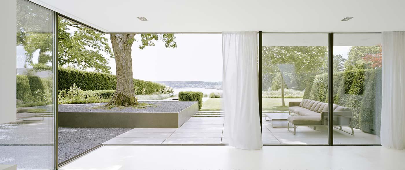 Rahmenlose schiebefenster aus solingen - Fenster solingen ...
